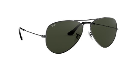 RAY BAN AVIATOR LARGE METAL 0RB 3025 W0879 58