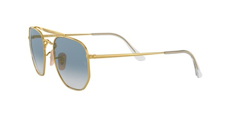 RAY BAN THE MARSHAL 0RB 3648 001/3F 54